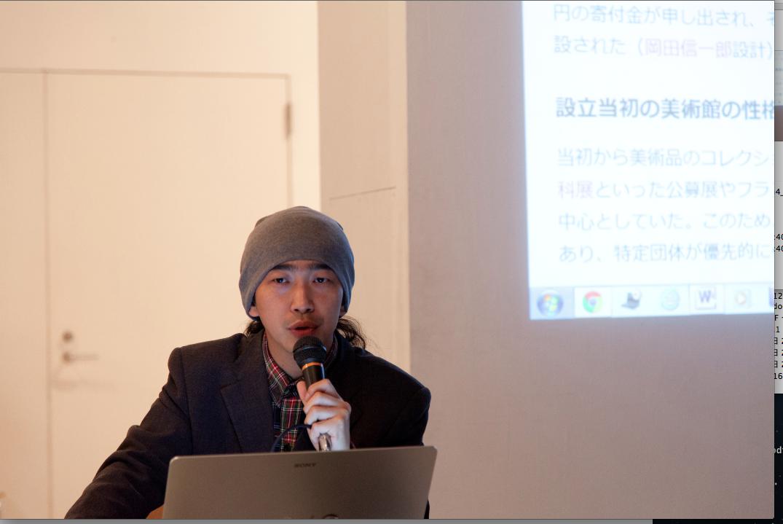 眞島竜男レクチャーシリーズ [DSN #11|国際展というフィールド]