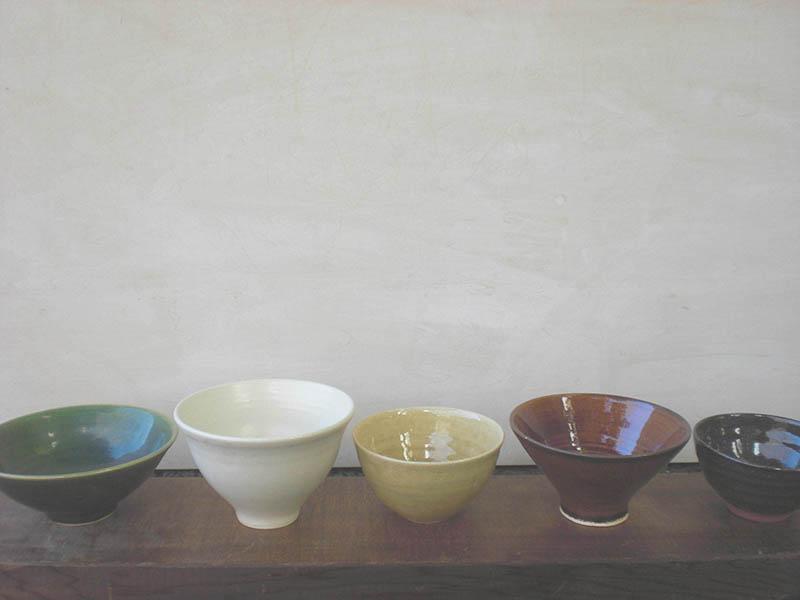 冬の期間限定メニュー 陶芸体験 ~ほっこり器にあったかごはん~ 飯碗作り
