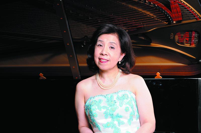 小田原楽友協会 第60回演奏会 楊麗貞ピアノリサイタル ショパンを弾く