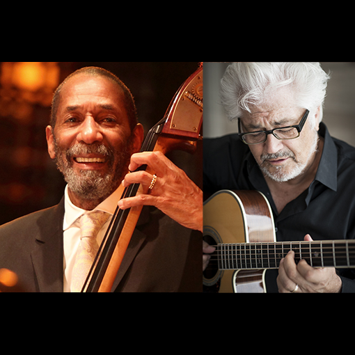 """""""JIM HALL Tribute"""" featuring RON CARTER with LARRY CORYELL"""
