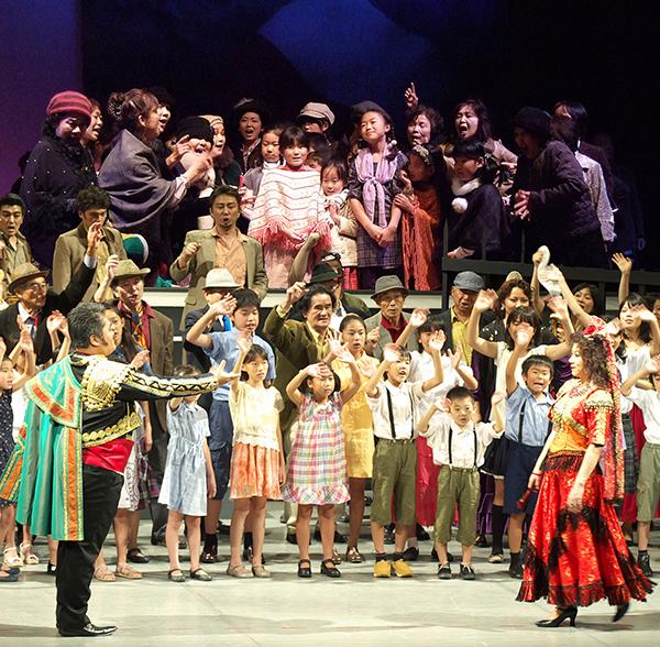 オペラ・ワークショップ 歌劇 『ラ・ボエーム』