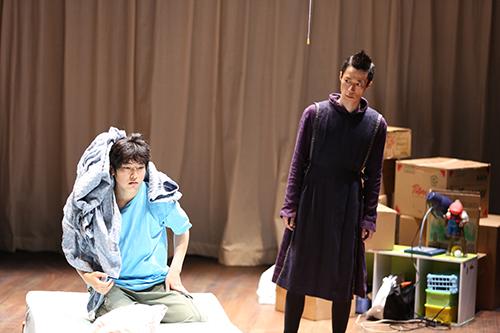撮影:田中亜紀(2012年KAAT神奈川芸術劇場 初演より)