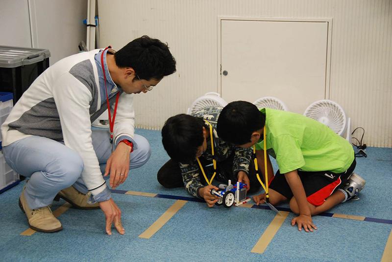 PC教室/ロボット教室「サイエンス&テクノロジー ~レゴで学ぶ科学の原理~」