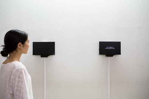 高山明 / Port B ヨコハマトリエンナーレ2014作品展示風景