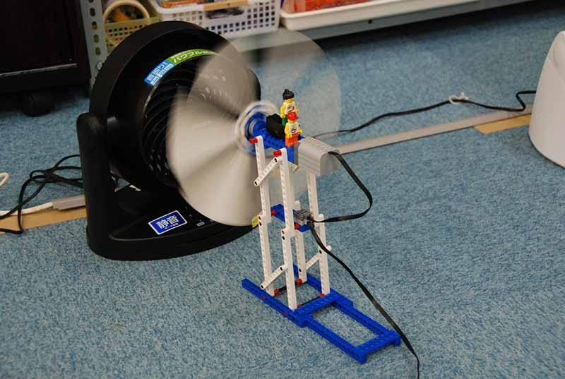 PC教室/ロボット教室「サイエンス&テクノロジー ~再生可能エネルギー~」