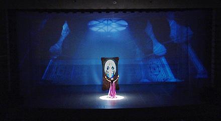 Snow White, Green Ballet & Siyon Jin Media Art Collaboration 2-440