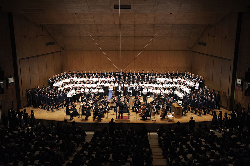 第49回クリスマス音楽会「メサイア」全曲演奏会