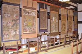建長寺宝物「風入」特別講座