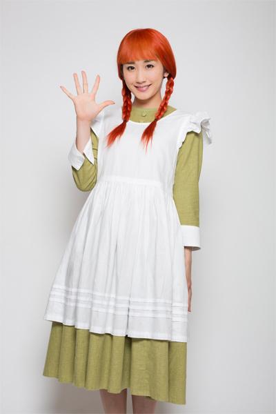 演劇「赤毛のアン」2014