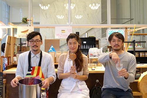 スグリのゼリーづくりL PACK, 写真・テキスト小林エリカ (c)L PACK Erika Kobayashi