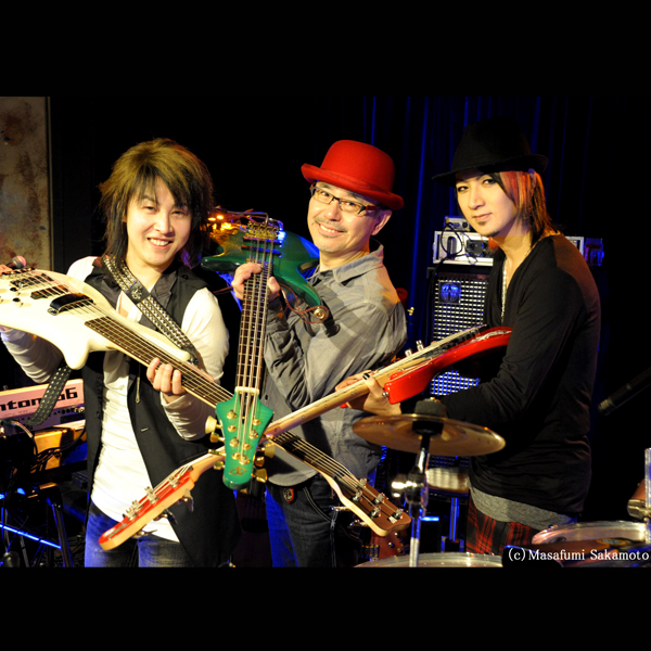 THE CHOPPERS REVOLUTION NEW YEAR SUPER BASS PARTY 2014→2015