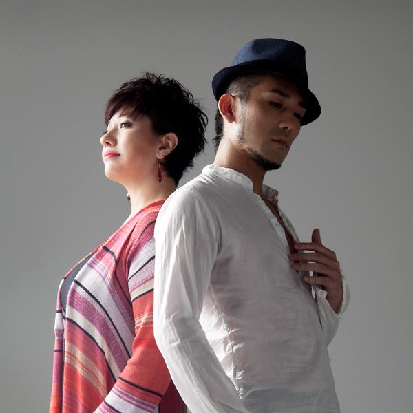 "Geila Zilkha & Ayumu yahaba ""SOLO-DUO""               シングルCD「A Flake Of Snow」リリースライブ"