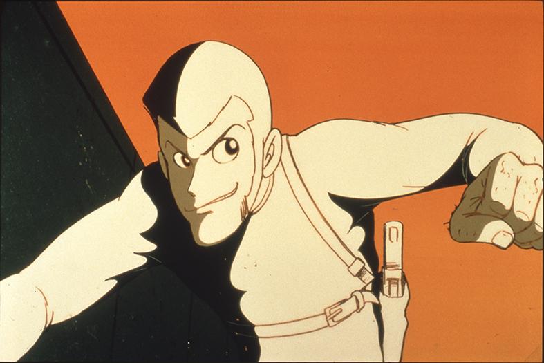 トムス・エンタテインメント アニメと歩んだ50年展           昭和~平成 時代を飾ったアニメたち~「ビッグX」「ルパン三世」、   そして「弱虫ペダル」へ~