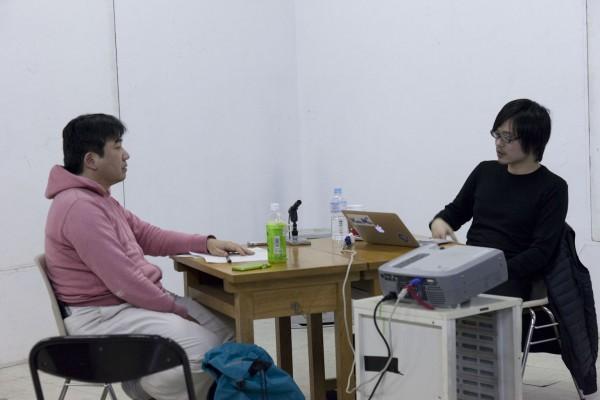 月イチ・セッション|ナノ・スクール&アジアで上演する合流企画 杉田 敦+岸井大輔[アジアで上演するとは何か]