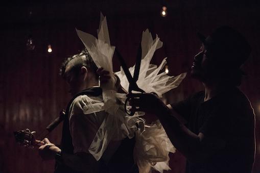 TPAM Showcase program  circo de sastre  -仕立て屋のサーカス- 「シャビの恋」横浜公演