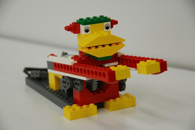 ロボット教室 「初めてのプログラミング ~レゴWeDoを使って~(ドラミングモンキー)」