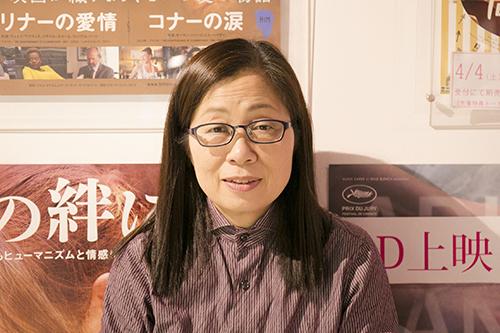 オーナー 八幡温子さん