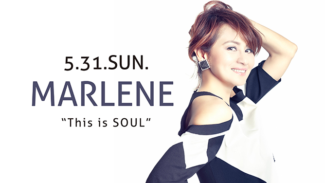 """MARLENE """"This is SOUL"""""""