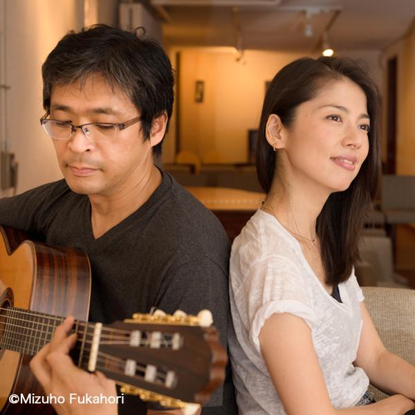 Golden Week Special Acoustic Live 「純名里沙 × 笹子重治 duo」