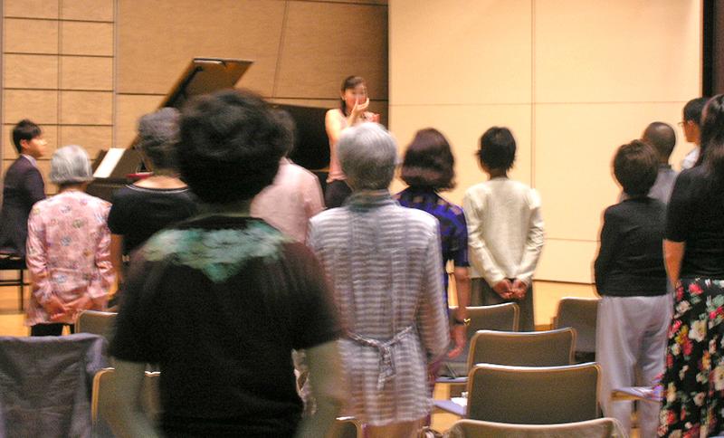 オペラ歌手に学ぶ! 初心者のための歌体験!