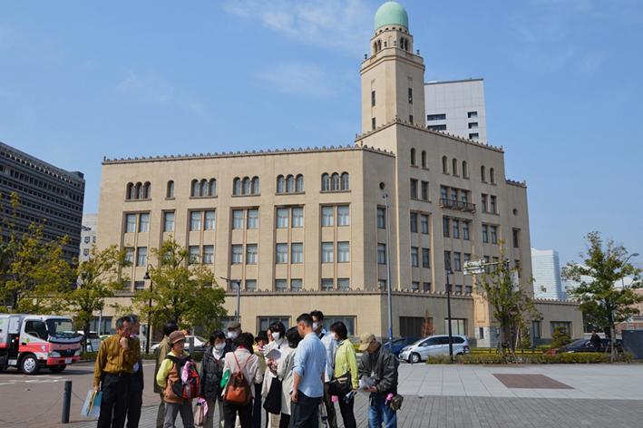 座学+ツアーのシリーズ・横浜の食を巡ってVol.3 「横浜の食文化~ロケ地を巡って~」