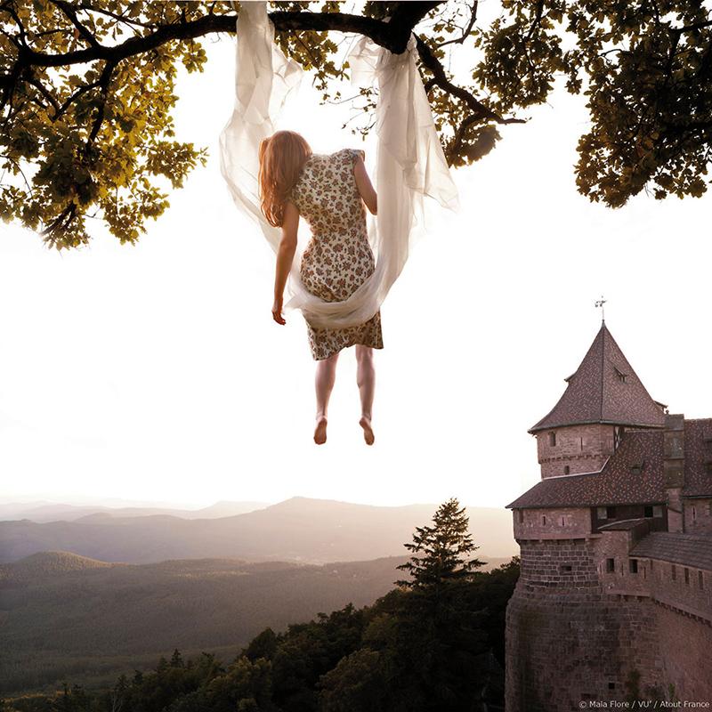 写真展 マイア・フロール 「ImagineFrance -幻想的な世界へー」