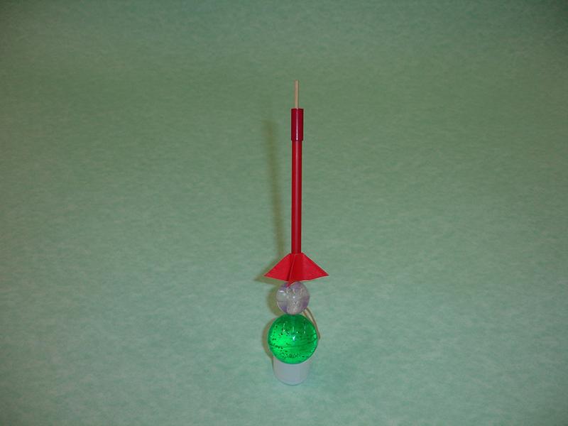 おとなの工作教室「衝突-カチカチ振り子とすっ飛びストローロケットを作ろう-」