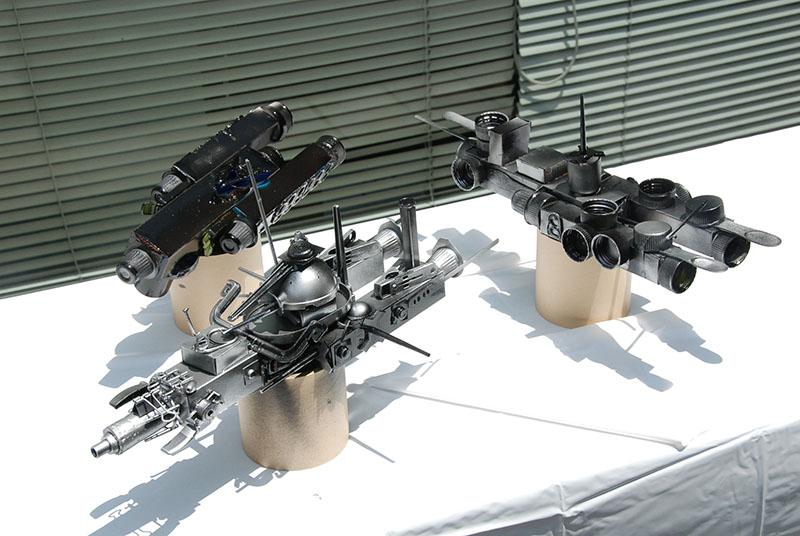 夏休み特別企画「工作がいっぱい!自由研究パラダイス2015」「じっくり!宇宙船を作ろう」