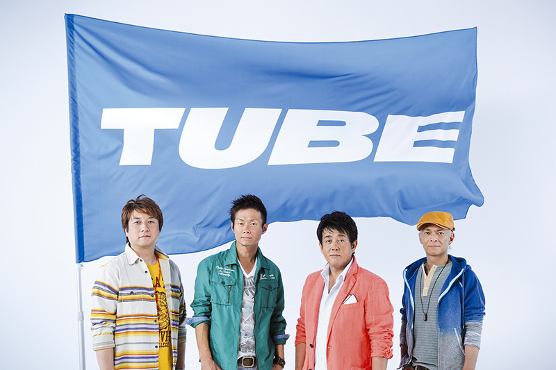 TUBE LIVE AROUND SPECIAL 2015