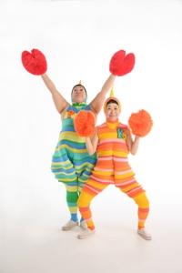 ダンス ダンス ダンス ファミリーコンサート               ~ケロポンズと うたって、遊ぼ! おどって、遊ぼ!~