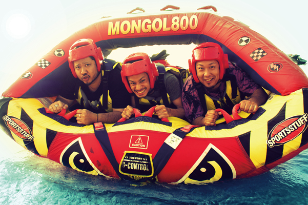 MONGOL800 People People TOUR 2015