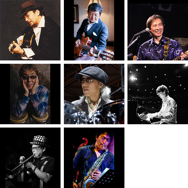 "70's バイブレーション! YOKOHAMA   Premium Live What's going on ""Peg Project Band"""