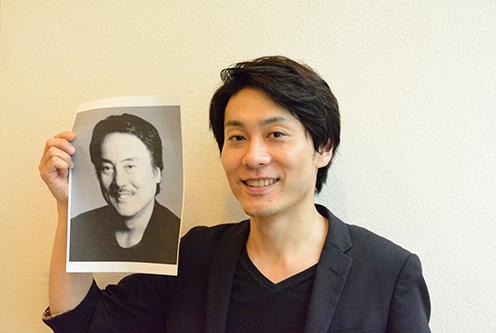 平幹二朗さん、武谷公雄さん2ショット