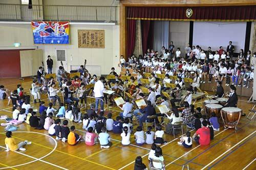 オーケストラがやってきたin三浦市