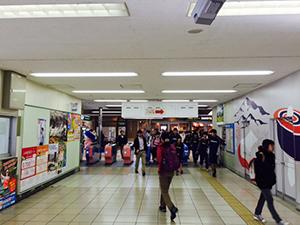 小田急線伊勢原駅