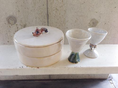【黄金町芸術学校】陶芸コース「クリスマス、お正月に向けての制作」