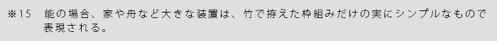 能・狂言のススメ15