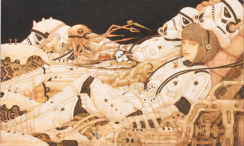 STAR WARS Art Collection by Japanese Artists