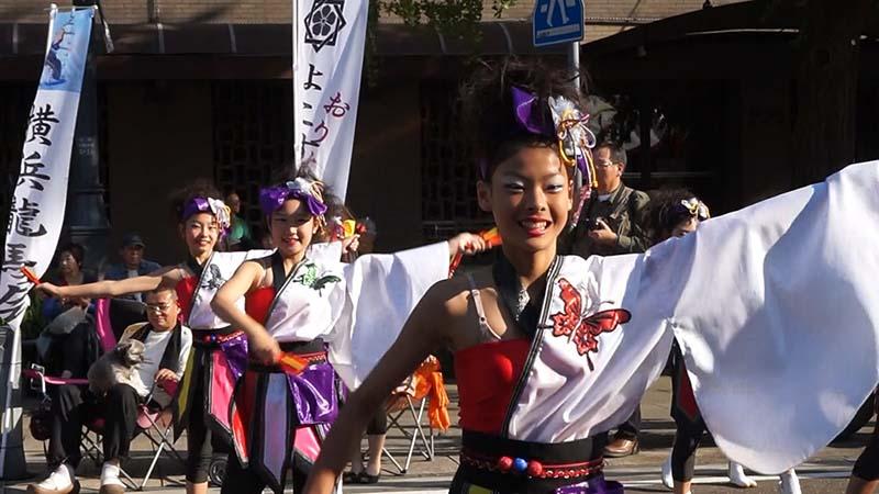 KANAGAWAよさこいwith龍馬 2016