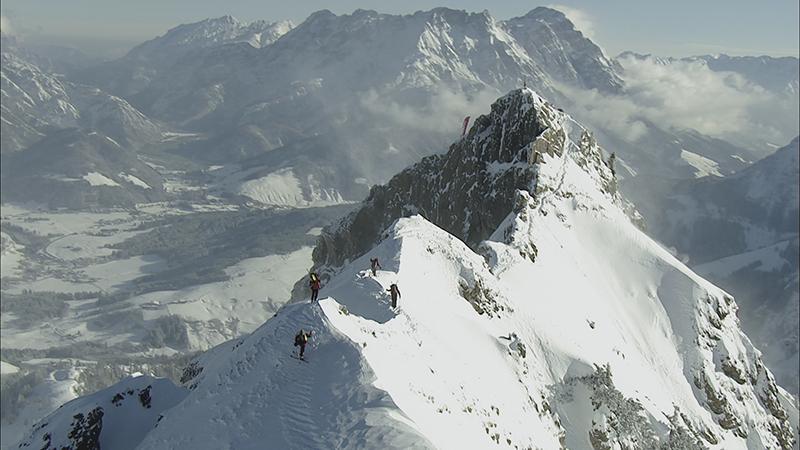映像ホールリニューアルオープン特集上映《はるかなる山々》
