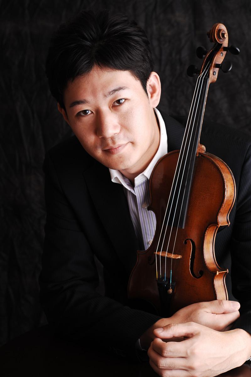 サルビアホール室内楽シリーズ #1ヴァイオリン大宮臨太郎 ピアノ三重奏