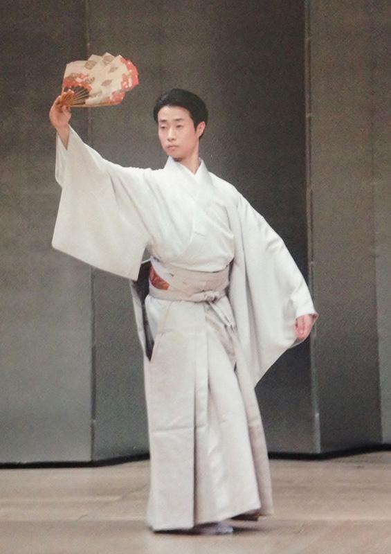 夏休み!伝統芸能ワークショップ 日本舞踊 参加者募集