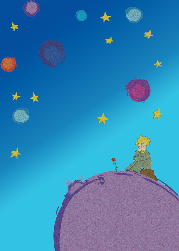 劇団河童座第226回公演 夏の家庭劇場「星の王子さま」