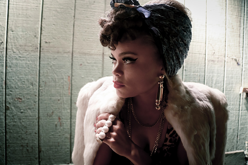 画像:ANDRA DAY Photo credit: Myriam Santos