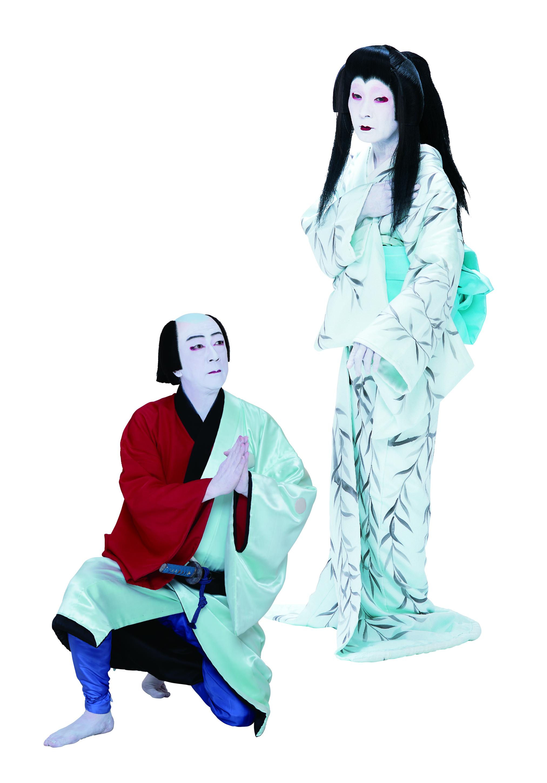 「解説 歌舞伎のみかた」 「卅三間堂棟由来(さんじゅうさんげんどうむなぎのゆらい)」