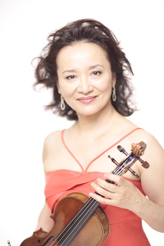 シリーズ杜の響きvol.34 前橋汀子 無伴奏ヴァイオリン・リサイタル