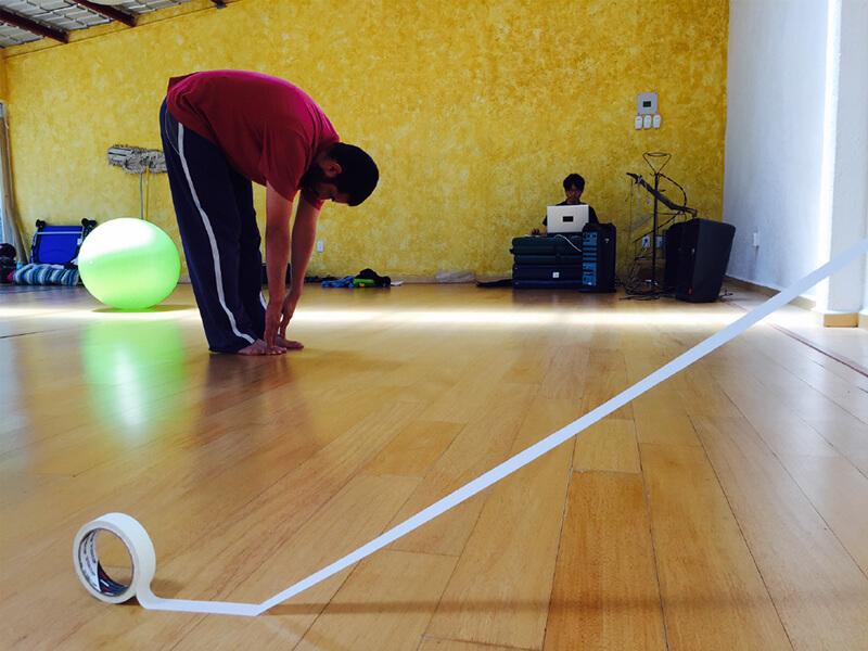 ニューヨーク・メキシコ・鎌倉のアーティストによる 鎌倉の禅寺における舞台作品の国際共同制作プロジェクト 《Piece with gaps between each others》