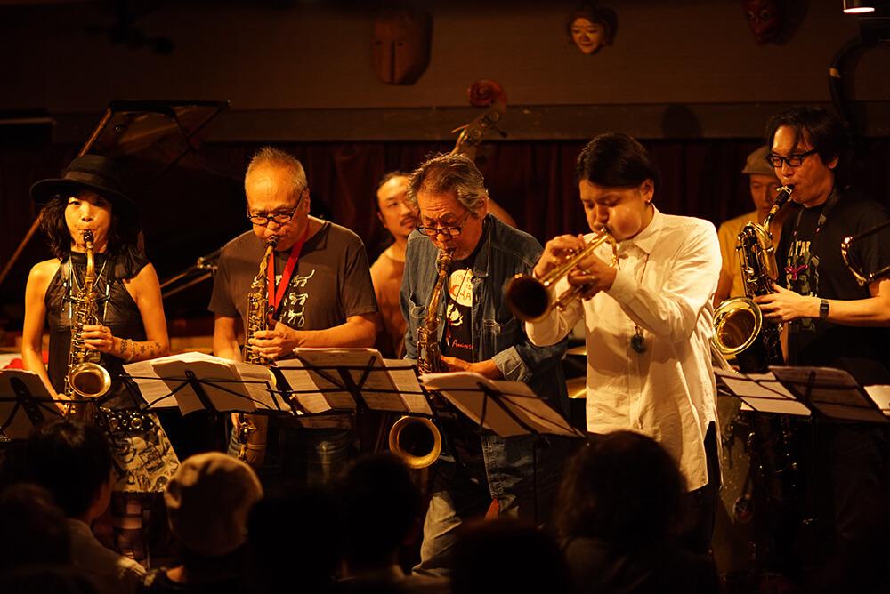 DOLPHY ー Itabashi Fumio (p)Orchestra (c)YJP (Photography: Crew Maeda)