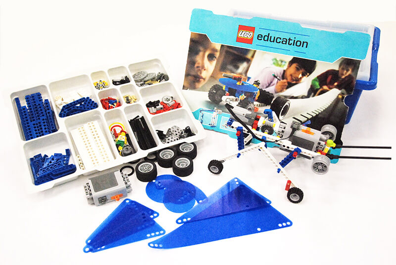 ロボット教室「サイエンス&テクノロジー ~レゴで学ぶ科学の原理~ 魚釣り!」
