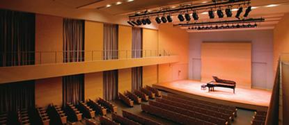 昭和音楽大学 ユリホール